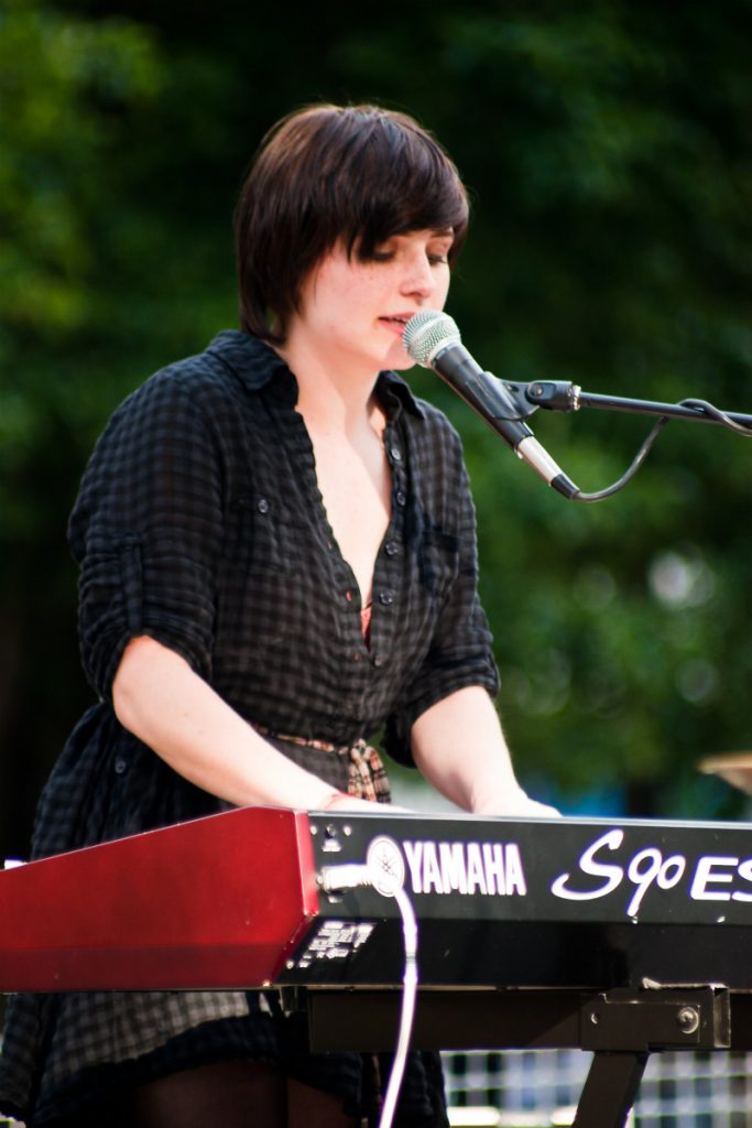 Concerts In The Park – The Dreaded Diamond 01
