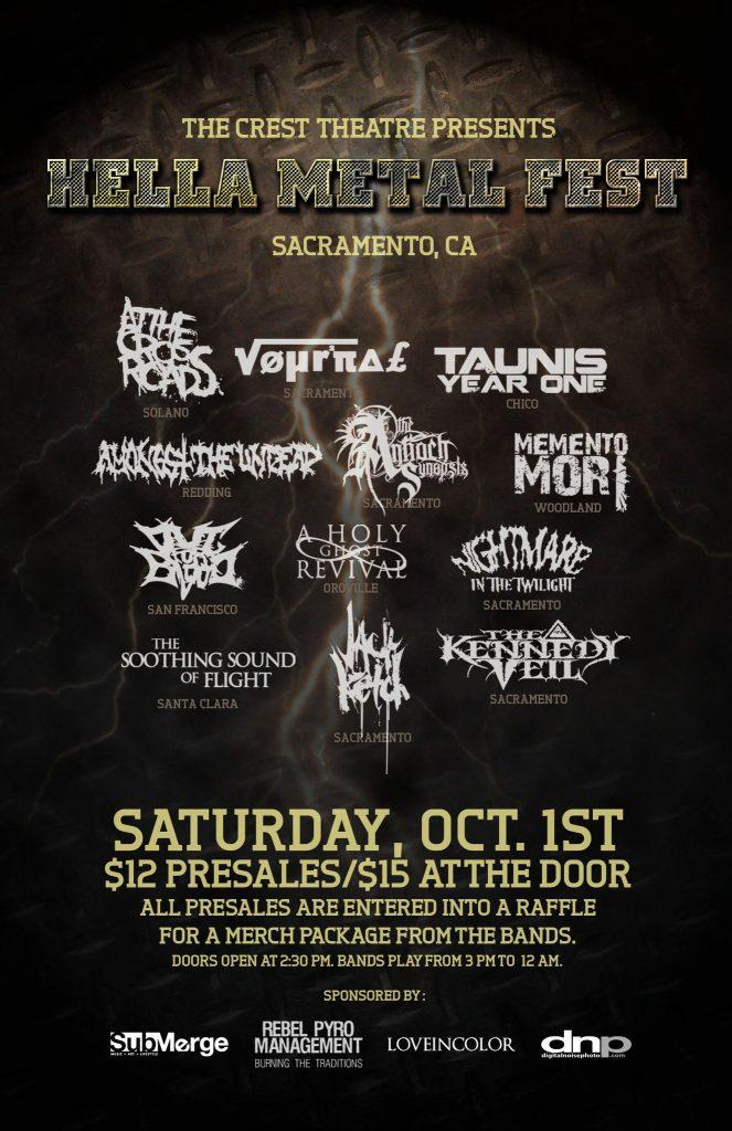 Hella Metal Fest 2011!!